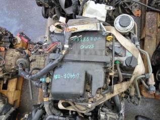 Двигатель 1SZ-FE Двигатель Toyota Vitz 1999-2005г контрактный 62т. км