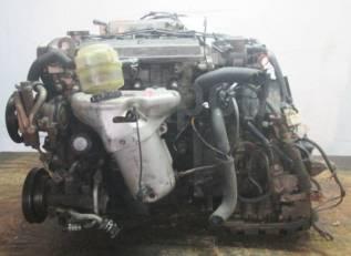 Двигатель с КПП, Toyota 4E-FE  AT 4WD трамблер