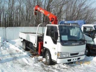 Куплю любые  грузовики с крановыми установками можно без птс