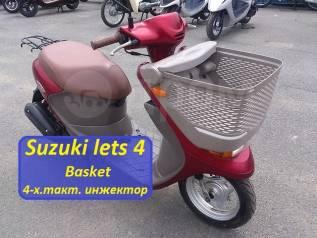 Suzuki Let's 4 Basket New-EFI