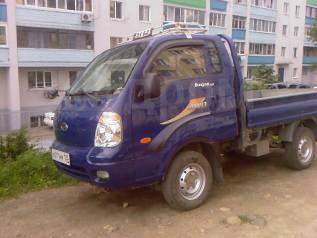 Kia Bongo III, 2008