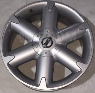 Литые диски Nissan