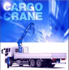 Новая крановая установка Tadano ZR500 Cargo Crane