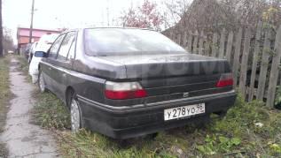 Стекло заднее Peugeot 605
