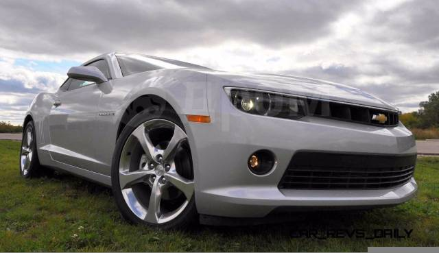 245-45-20/275-40-20, Chevrolet Camaro RS LT, под заказ