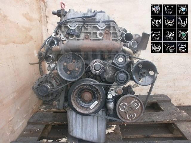 Двигатель в сборе. SsangYong Rexton, GAB, RJN D27DT, D27DTP, G32D, OM602