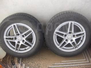 """Продам комплект колес. 6.5x15"""" 5x114.30 ET45 ЦО 60,1мм."""