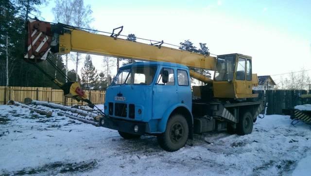 Ивановец КС-3577. Автокран КС-3577 на МАЗ 500 +крановая установка+двигатель+коробка, 14,00м.