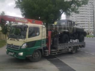 Эвакуатор в Новороссийске 24 часа