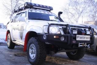 Шноркель for Ниссан Safari, Patrol
