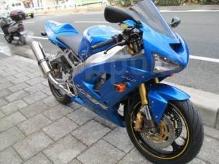 Kawasaki Ninja ZX-6R, 2003