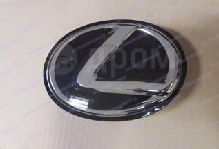 Эмблема (значок, лейба) решетки Lexus RX270 RX350 RX450h Черная