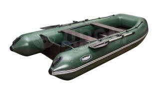 Лодка ПВХ Таймыр 360 Люкс новая