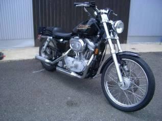 Harley-Davidson. 883куб. см., исправен, птс, без пробега. Под заказ