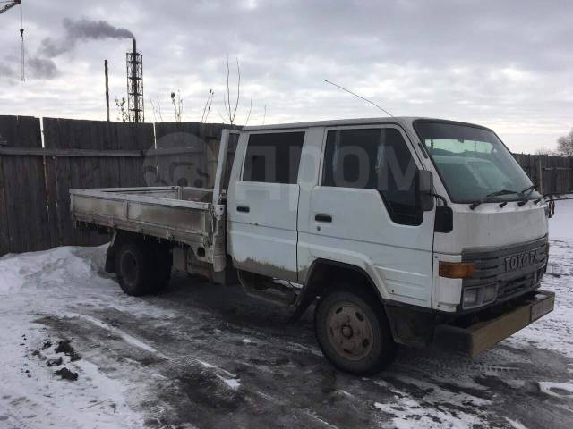 Toyota Dyna. Продается грузовик Toyota DYNA, 3 000куб. см., 4x2
