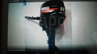Лодочный мотор Hangkai 9.8 л/сил в Омске.
