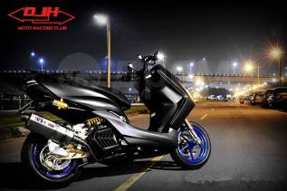 Yamaha S-Max, 2020
