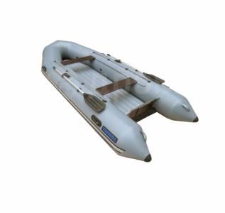 """Надувная лодка ПВХ """"Тундра-325"""", НДНД, под мотор 8л. с."""