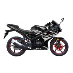Мотоцикл Wels Superior 250, 2016