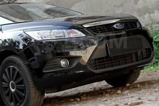 Накладка на фару. Ford Focus, CB4, DA3, DB AODA, AODB, AODE, ASDA, ASDB, G6DA, G6DB, G6DD, G8DA, GPDA, GPDC, HHDA, HHDB, HWDA, HWDB, HXDA, HXDB, IXDA...