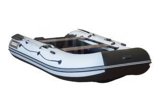 Лодка ПВХ Rusboat RB 390НД + Подарок