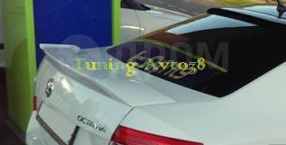 Спойлер на крышку багажника Sport Skoda Octavia 2013-
