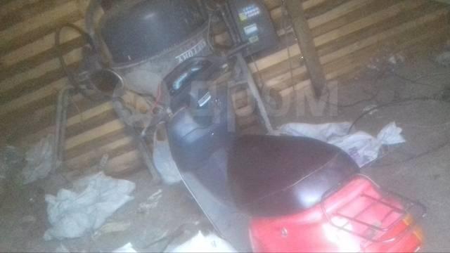 Honda Tact AF-24. 50куб. см., исправен, птс, с пробегом. Под заказ
