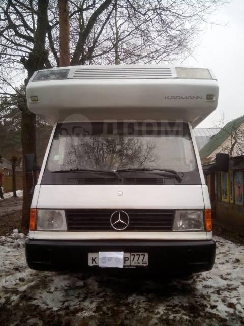 Mercedes-Benz MB100. Дом на колесах Mercedes-Benz 100D, 2 400куб. см.