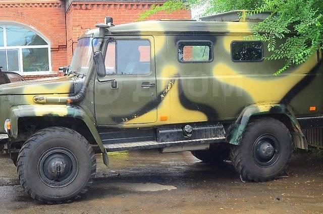 ГАЗ 3308 Садко. ГАЗ-Вепрь 2011 г в Хабаровске, 4 750куб. см., 1 500кг., 3 000кг.