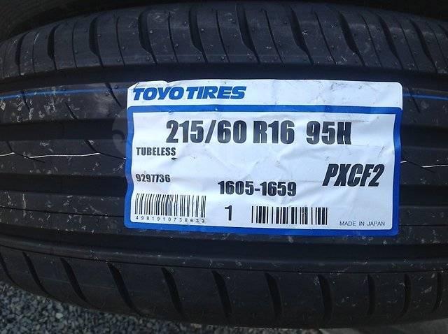 Toyo Proxes CF2. летние, 2017 год, новый