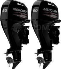 Четырехтактный мотор Mercury F50ELPT EFI
