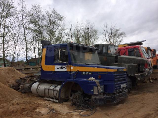 Scania P340CA. 6x4 HNZ New Griffin 6x4 340