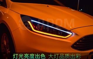 Фары (Тюнинг Комплект) Ford Focus (MK3) 2015-2017.