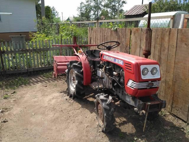 Shibaura. Продам мини-трактор SU 1540, 15 л.с.