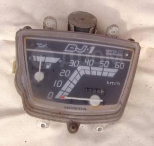 Приборная панель на Honda DJ 1