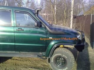 Шноркель усиленный для УАЗ Патриот 05-14 Упаковка