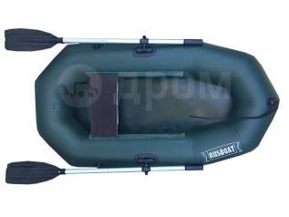Лодка ПВХ RusBoat 180V (весла)