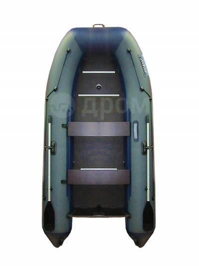 Rusboat RB 340KC. 2020 год, длина 3,40м., двигатель подвесной, 15,00л.с., бензин. Под заказ