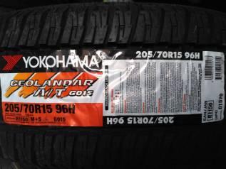 Yokohama Geolandar A/T-S G015, 205/70R15