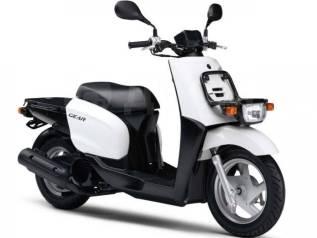 Yamaha Gear (4-такт. инжектор) + видео