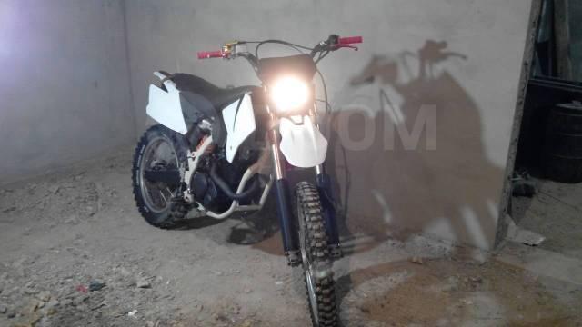 Geon Dakar. 247куб. см., исправен, без птс, с пробегом