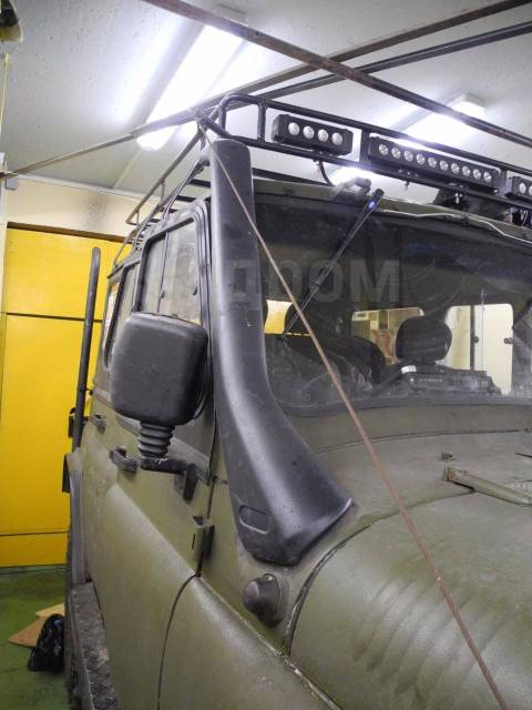 Шноркель для УАЗ 469, 3151, Хантер