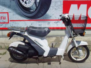 Suzuki MOLLET FA14B (M51), 2008