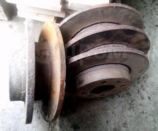 Диски тормозные R13 на ВАЗ 2108 2109 21099 2114 2115 2113, без выработ
