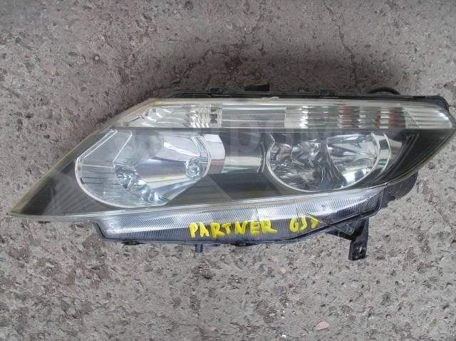 Фара. Honda Partner, GJ3, GJ4 L15A
