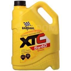 Bardahl XTC 5W40 5 литров SN A3/B4