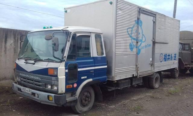 Nissan Diesel UD. Продам грузовик ниссан дизель, 6 900куб. см., 5 000кг., 4x2