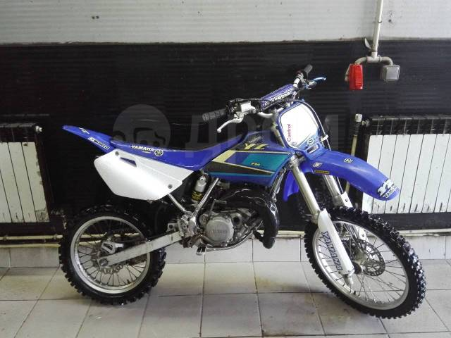 Yamaha YZ 85. 85куб. см., исправен, без птс, с пробегом