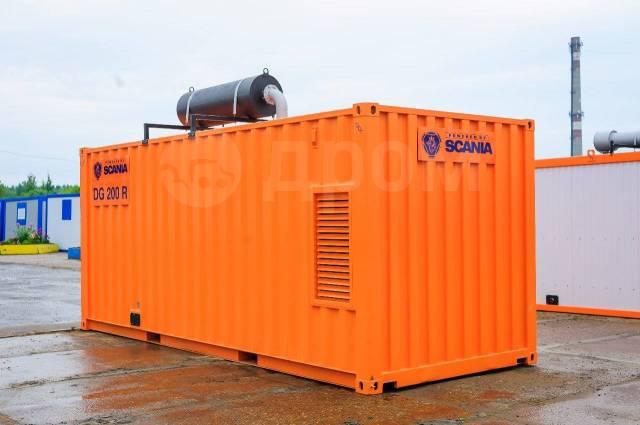 Дизель-генераторы. 9 700куб. см. Под заказ