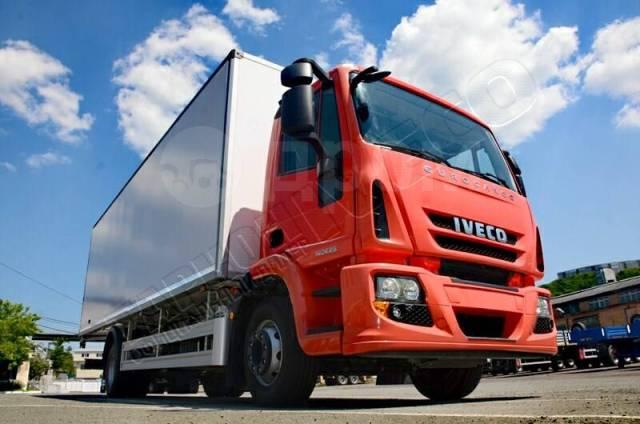 Iveco Eurocargo. ML140E25 рефрижератор объем фургона 45м3 новый 2016 г, 5 880куб. см., 7 200кг., 4x2